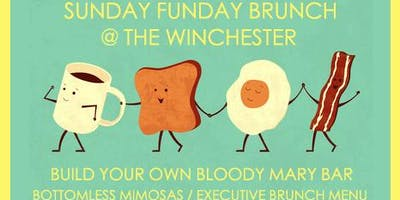 Sunday Funday Brunch @ The Winchester