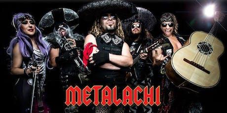 Metalachi tickets
