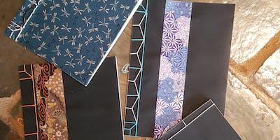 Traditional Japanese Binding Journal Workshop