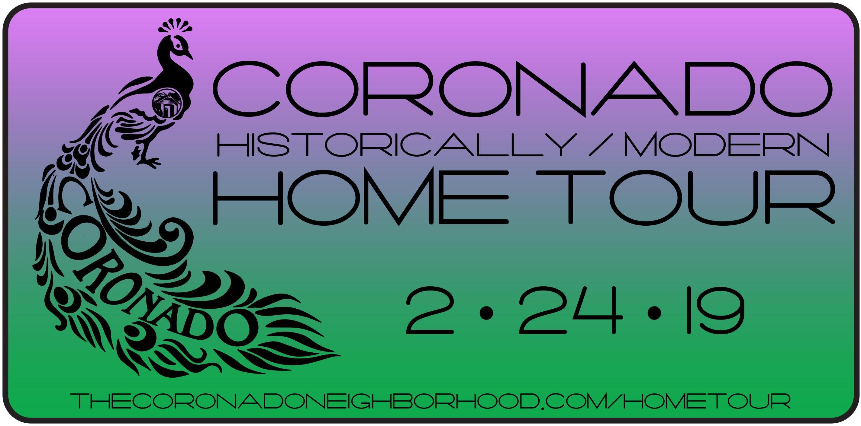 Coronado Historically Modern Home Tour & Street Fair