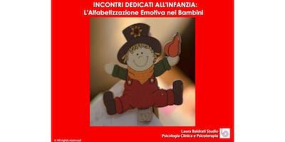 Incontri dedicati all'Infanzia: l'Alfabetizzazione Emotiva nei Bambini