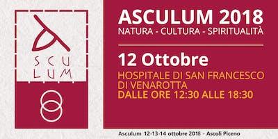 Asculum: Natura, Cultura, Spiritualità - 12 Ottobre 2018, Venarotta