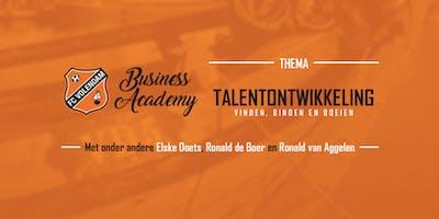Business Academy FC Volendam: Talentontwikkeling