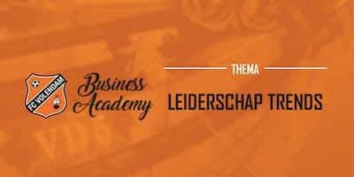 Business Academy FC Volendam: Leiderschap Trends