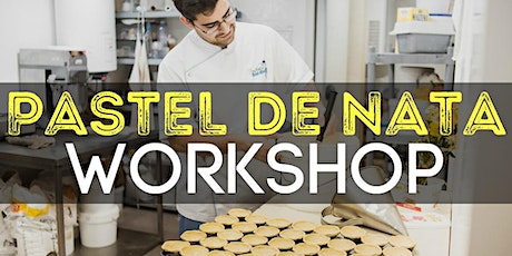 Pastel de Nata Workshop at REAL Bakery in Lisbon bilhetes