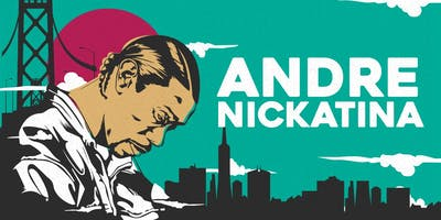 Andre Nickatina at Garfinkel\