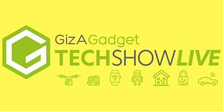 GizAGadget Tech Show Live tickets