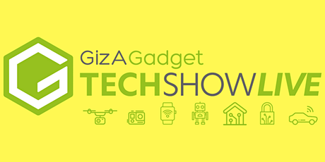 GizAGadget Tech Show Live tickets