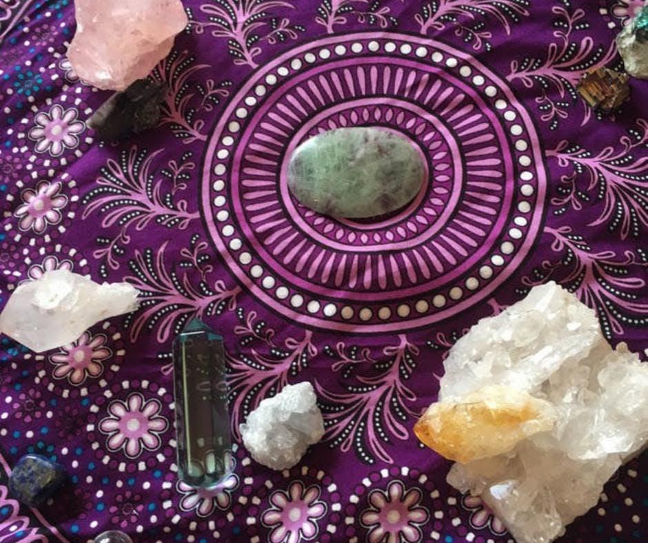 Healing Circle and Reiki Share