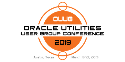 2019 Oracle Utilities Meter Data Management (MDM) Users Group Conference