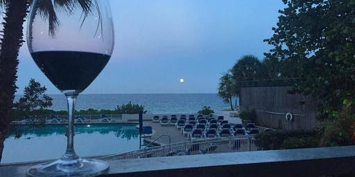 Oceanfront Full Moon Dining at Casa Calabria