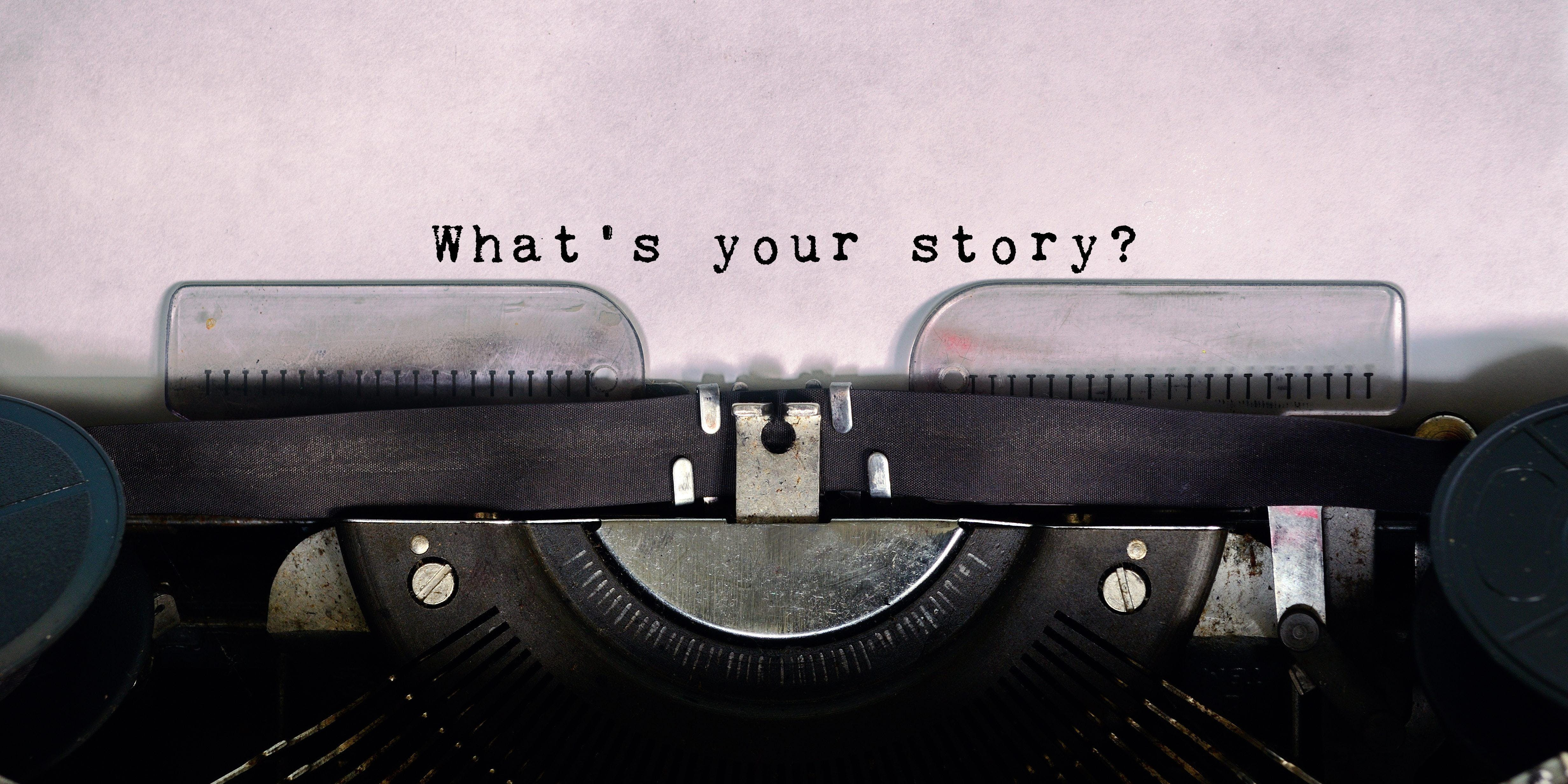 The Power of Personal Stories