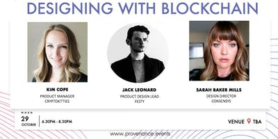 DevCon4 Prague Edition: Designing with Blockchain