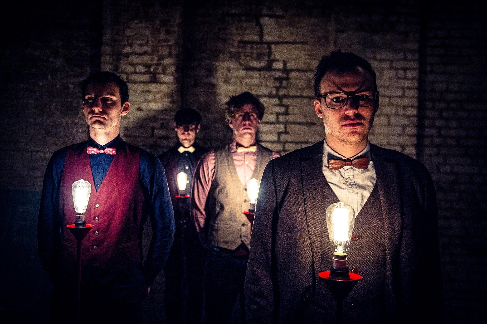 Death & The Penguin | The Priory 21 Sept