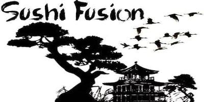 Sushi Fusion 2019 VIP Entourage