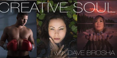 CREATIVE SOUL - CALGARY II - Friday, April 19