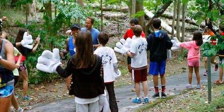 Parks Half Marathon High Five Hill tickets