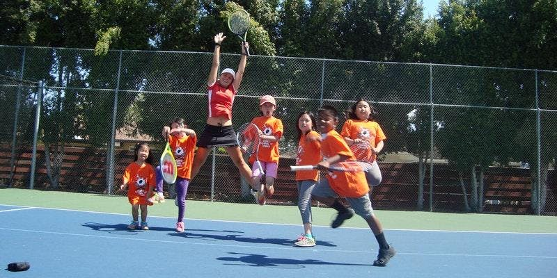 Fun After School Tennis Program at Woodland S
