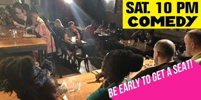 Dope Comedy Show SAT. 10 PM Inwood w/ Kevin Berrey