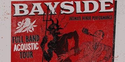Bayside (acoustic) @ GAMH w/ Kayleigh Goldsworthy
