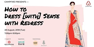 How to Dress [with] Sense with Redress