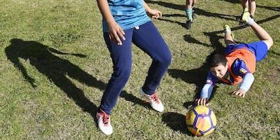 Refugee Football Program
