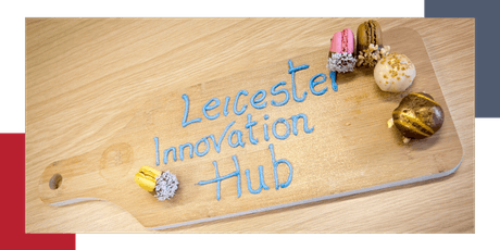Innovation Friday (AKA Cake Friday) at the Leicester Innovation Hub tickets