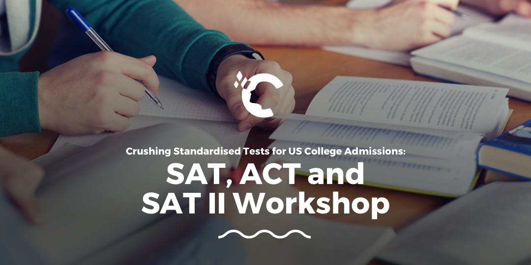 SAT, ACT and SAT II Workshop (Dublin)