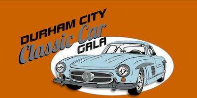 Durham City Classic Car Gala 2019 (registration of interest)