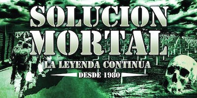 Soluccion Mortal (MEX) / Gvh (D)