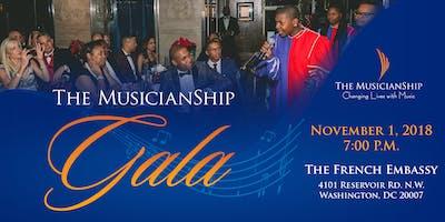 The MusicianShip Gala 2018