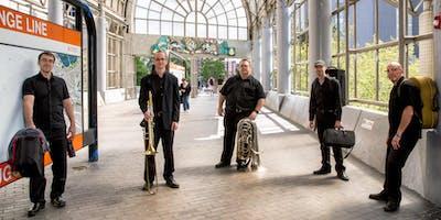 Olin Concert Series: Atlantic Brass Quintet