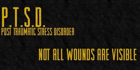 Trauma, PTSD, Anxiety and Phobias tickets