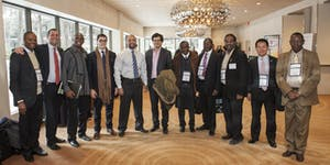 17th Annual Indaba Evening: part of Africa...