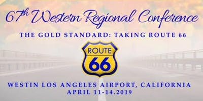 67th Sigma Gamma Rho Sorority Inc., Western Regional Conference