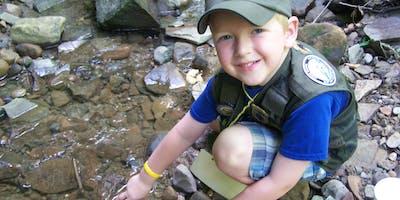 Junior Ranger Jr. Dirt Rocks!