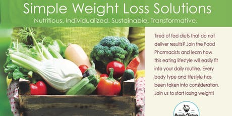 Simple Weight Loss Solutions  tickets