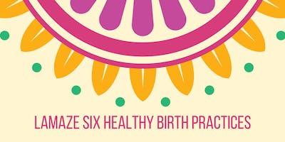 Lamaze Childbirth Preparation