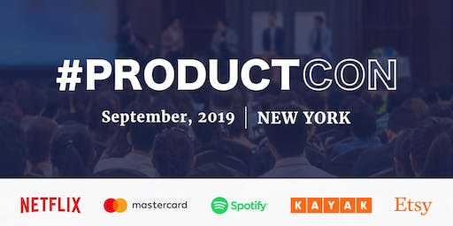 ProductCon New York: The Product Management Conference