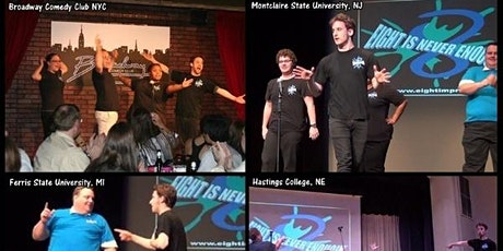 Improv at Broadway Comedy Club  NYC tickets