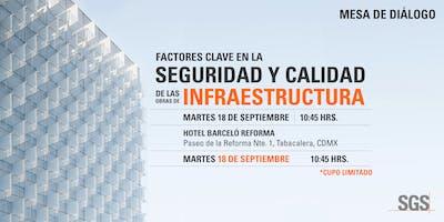 Copia de Factores clave en la Seguridad y Calidad de las Obras de Infraestructura | INVITADOS VIP