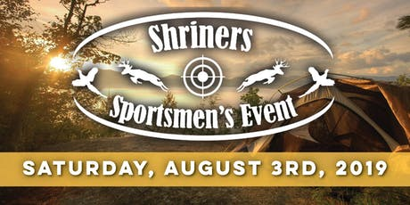 Shriners Sportsmen's Event 2019 tickets