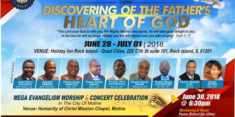 African Revival Retreat 2019 tickets