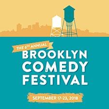 Brooklyn Comedy Festival logo