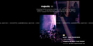 MAJESTIC CASUAL SF: OFFICIAL SHOWCASE at 1015 FOLSOM