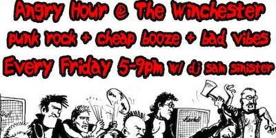 Angry Hour At The Winchester