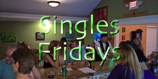 FUN FRIDAYS - Singles Over 50 Mixer
