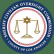 Los Angeles County, Sheriff Civilian Oversight Commission logo