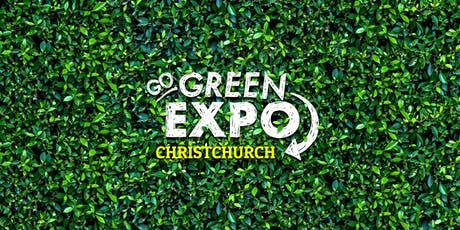 Christchurch Go Green Expo 2019 tickets