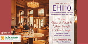 Existential-Humanistic Institute Conference w/ Dr....